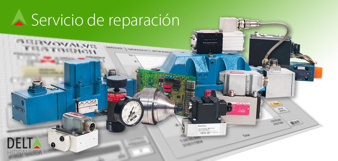 Servicio de reparación